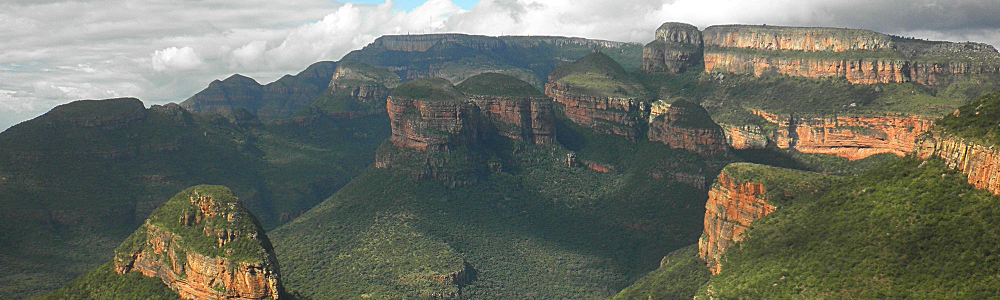 African Feeling - Johannesburg mit Krüger Nationalpark, Swasiland, Hluhluwe Nationalpark und den Drakensbergen