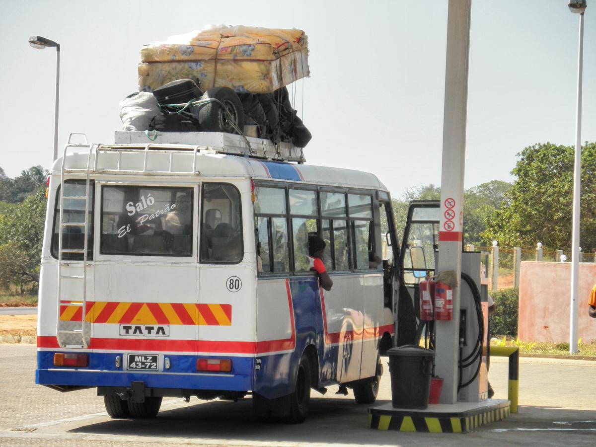 Mosambik, Land und Leute mit African Feeling Tours