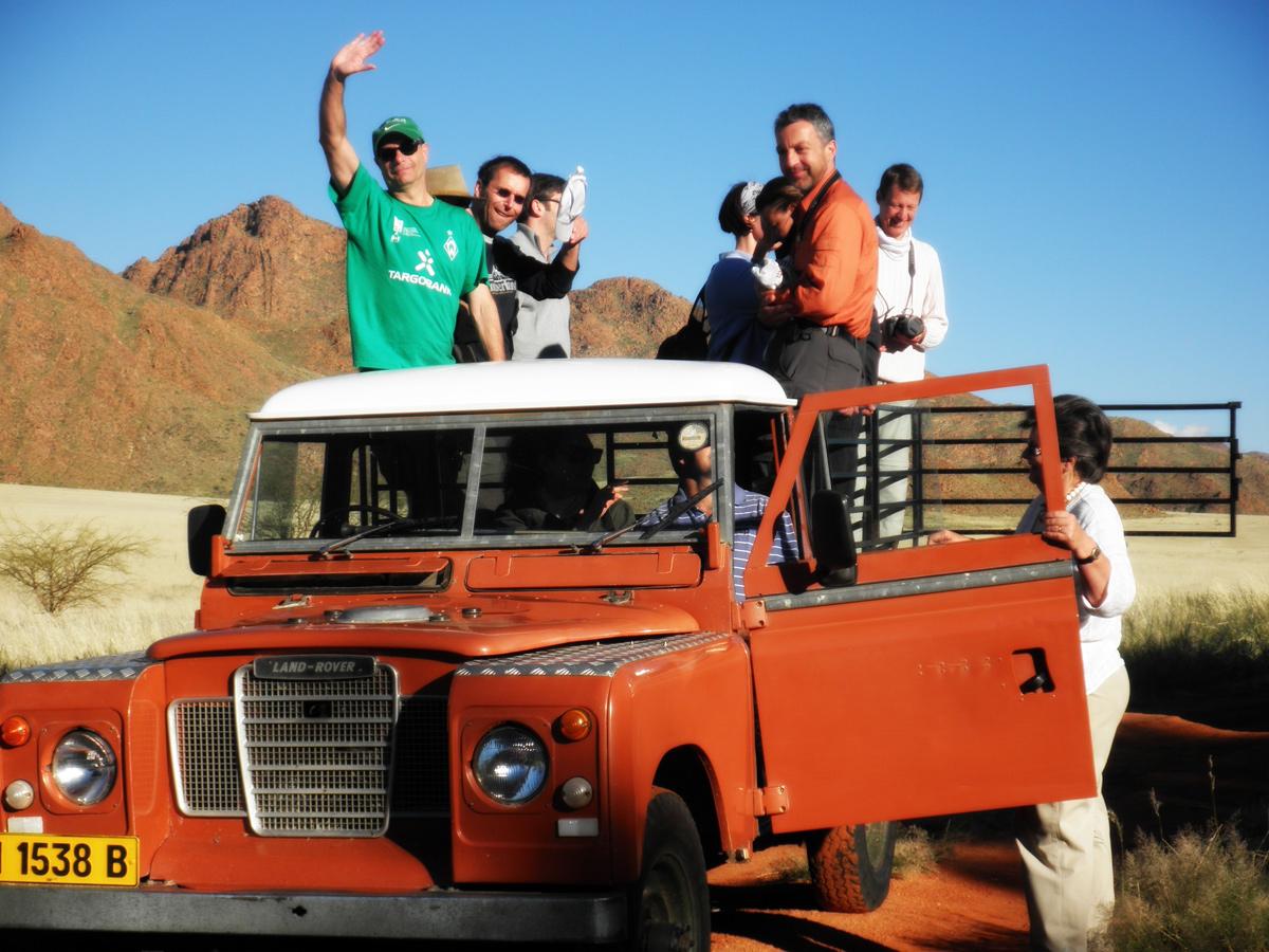 Auf Safari durch Namibia mit African Feeling Tours