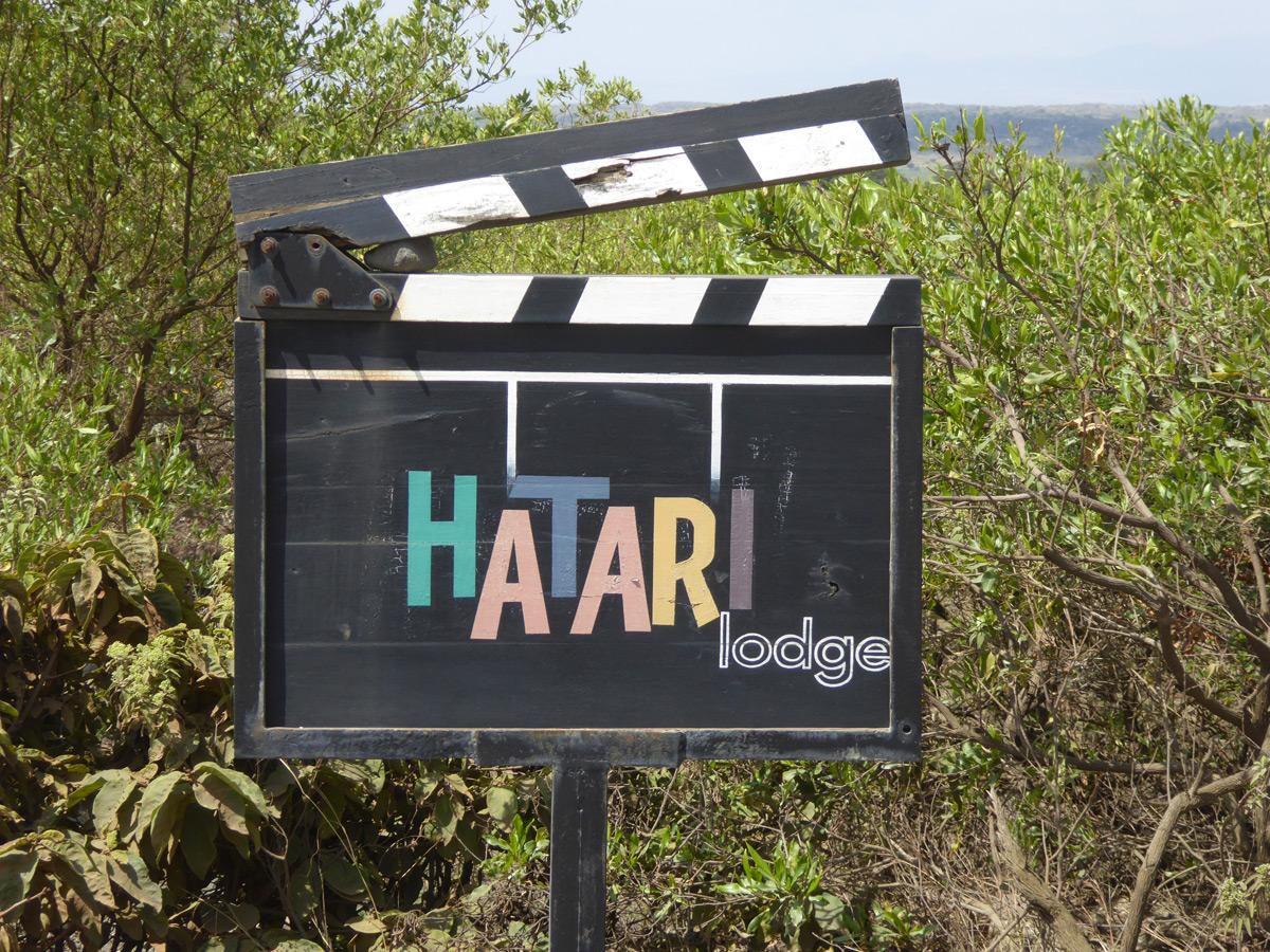Hatari Lodge, Arusha, Tansania