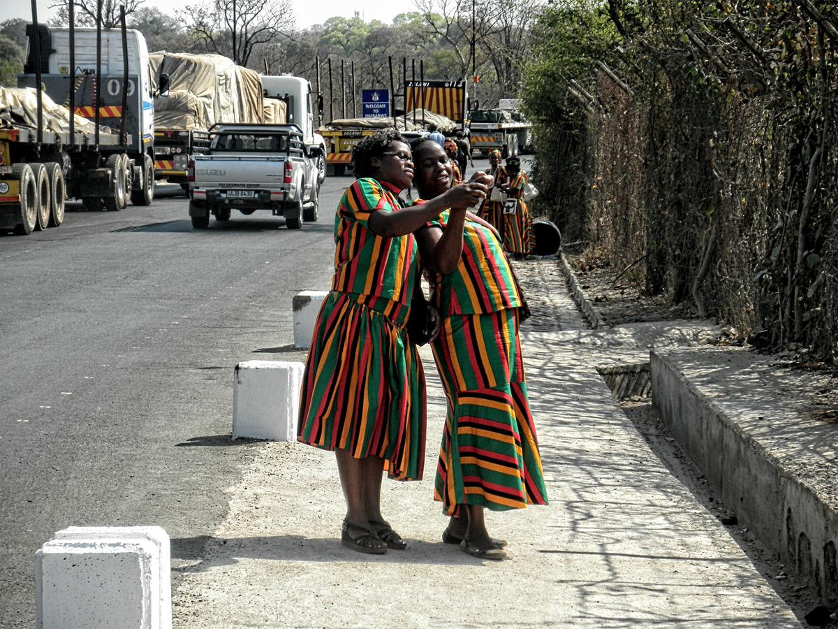 Land und Leute Treffen mit African Feeling Tours