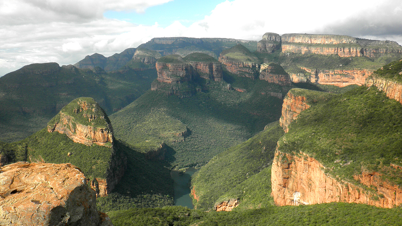 Blyde Canyon mit African Feeling
