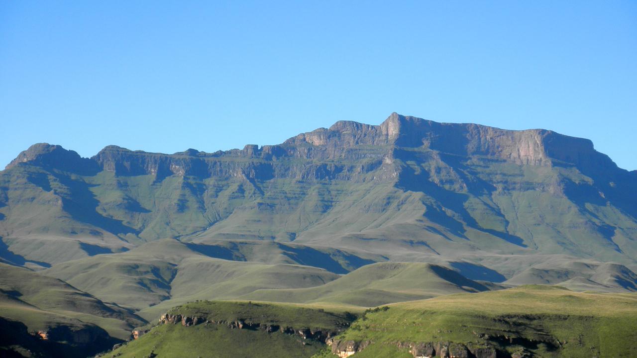 Drakensberge mit African Feeling